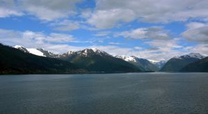 Sailing the fjords to Skjolden 22 by abelamario