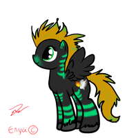Enya by ZoruaAWESOME