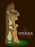 Maybe a series - Applejack by Bluesparkks
