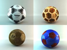 soccer ball by binouse49