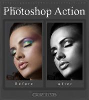 Photoshop Action Ver. 1.0 by General1991