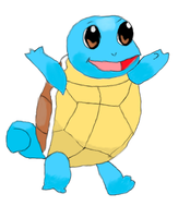Squirtle by MagiMew