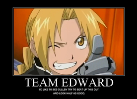 TEAM EDWARD ELRIC by Dawnmist410