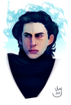 SW: Kylo Ren by Ageen