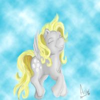 Derpy Hooves by Fangirl-Archer