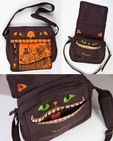 Cat-Bag - Bobsmade inspired by poxel