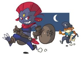 Weavile Escapade by bittenhard