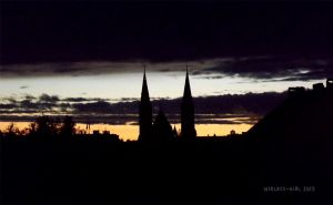 Dawn over Szeged 2 by Useless-girl