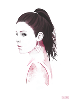 Lena Meyer-Landrut by Demorie-Art