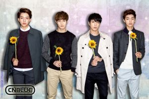 CNBLUE Wallpaper by narkAlmasy