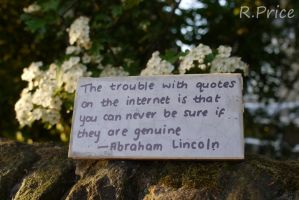 Lincoln The Wise by Rhiallom