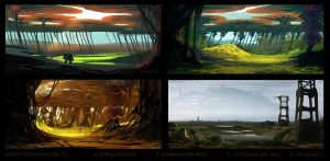 Environments Apr 27 by Spex84