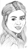 Miranda Cosgrove Redrawn by HannahLouLou