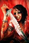 Blood 3 by jerooome