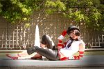 Kriem, Tiger and Bunny Cosplay by Cosmic-Empress