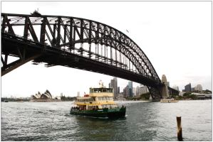 Three Sydney icons by wildplaces
