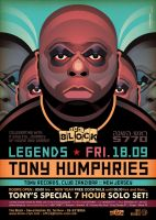 Legends: Tony Humphries by prop4g4nd4