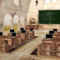 Pippa Funnell Toscana Classroom by ArmachamCorp