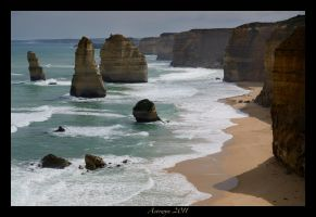 Great Ocean Road 1 by acorwyn