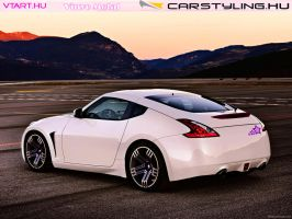 Nissan 370Z Quick Clean by vinyo