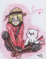 Mountie Canada by SuperAnimeKitty