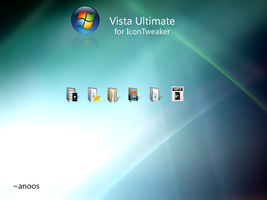 Vista Ultimate for IconTweaker by anoos