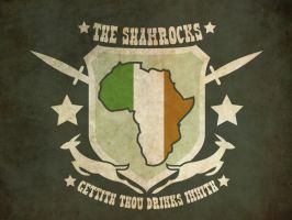 shamrocks poster2 by BrentBlack