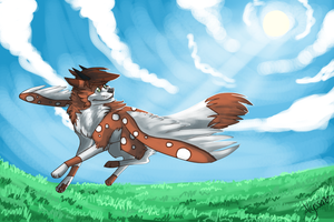 Time to Fly by SnookiePup