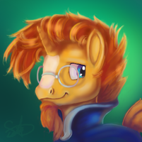 Sunburst by QwertyNerd