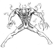 MY First Anti-Venom by spacehater