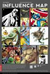 Influence map by AtomicTerrier