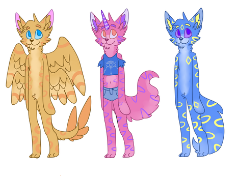 Osmosys Redesigns by SpacedustDreams