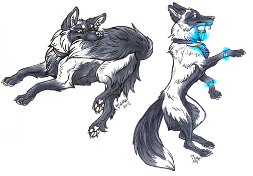 More foxes by naravox