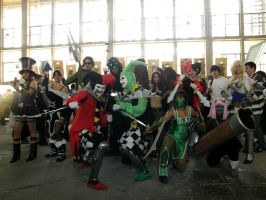 LoL Cosplay Jerez 2011 - 9 by Ragamuffyn