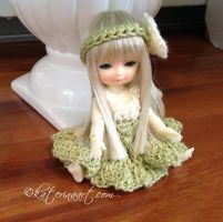 Baby Hujoo BJD DOLL by Katerina-Art