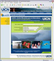 UICN - Documents Search by InterGraphicDESIGNS