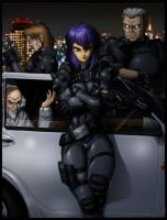 Ghost In The Shell by Omni-Existence