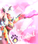 .:I'm Off To See My Diamond:. by TheRumTumTiger