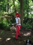 AnimeNext cosplays 2- shoutmon by Fangirl-of-Doom2