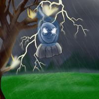 This is my storm by HoneyShuckle