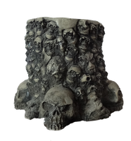 skulls 1 by vin-stock