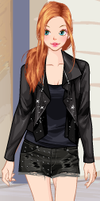 Rocking The Black by Libby323