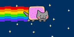 Nyan Cat :D by lhutt1