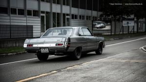 Plymouth Scamp by AmericanMuscle