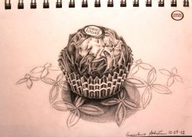 Ferrero Rocher by gamufruit