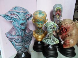 Group shot by barbelith2000ad