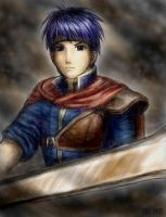FE9 - Ike by Oviot