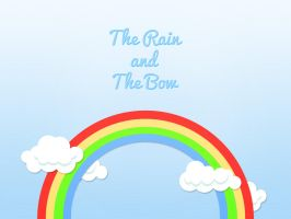 The Rain and Bow by ak-i