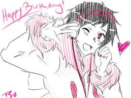 Happy Birthday :Fullmetal-fan05: by frickle-frackle