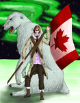 One Cool Canadian by snakeshine